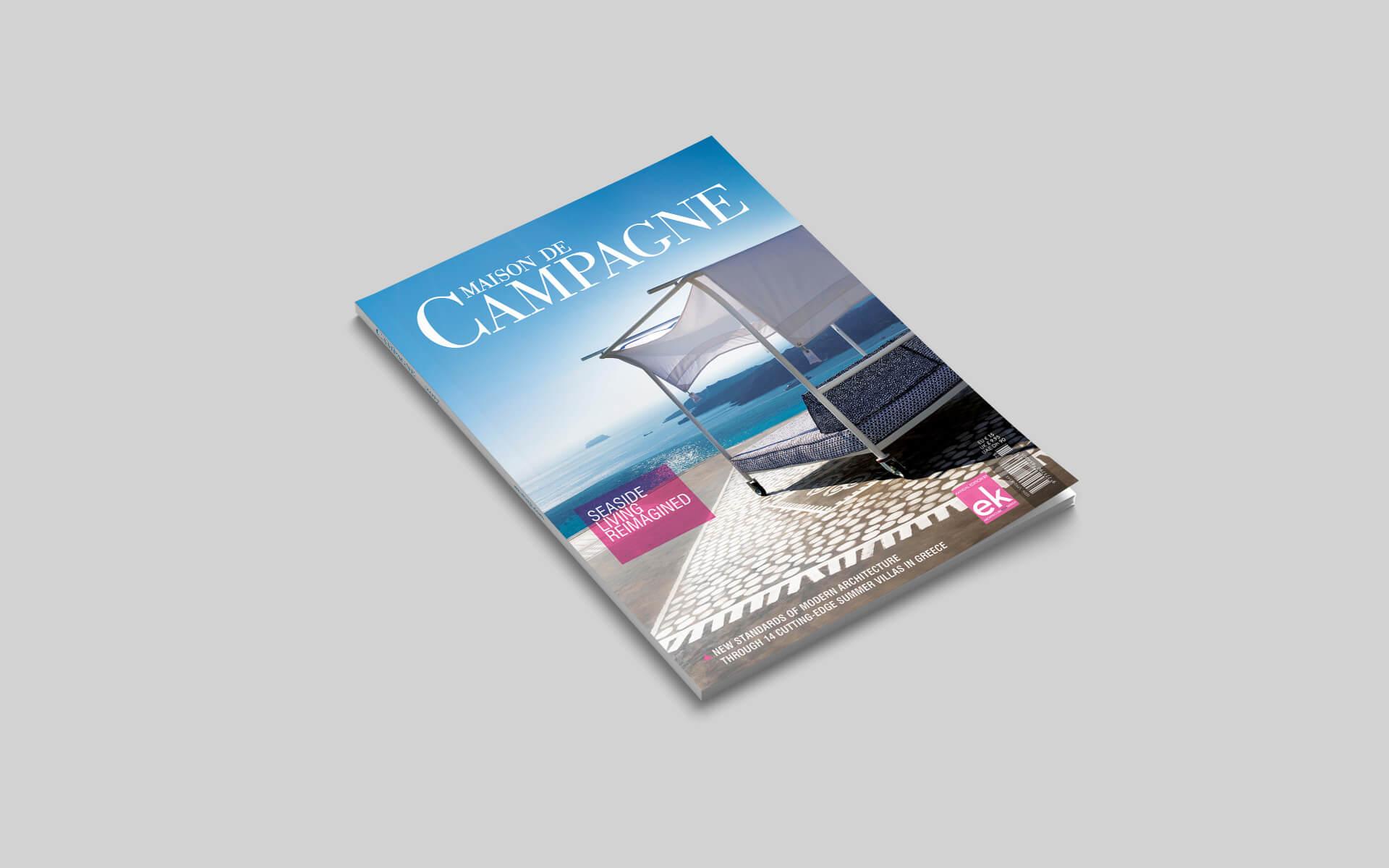 maison de campagne 2017 ek magazine. Black Bedroom Furniture Sets. Home Design Ideas