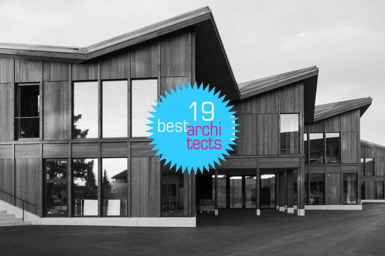 best architect 19 feature