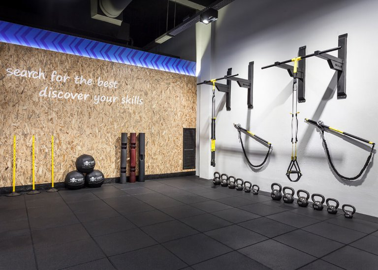 Skills-Elite Fitness Club
