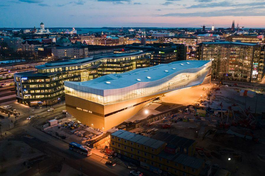 Helsinki library-feature