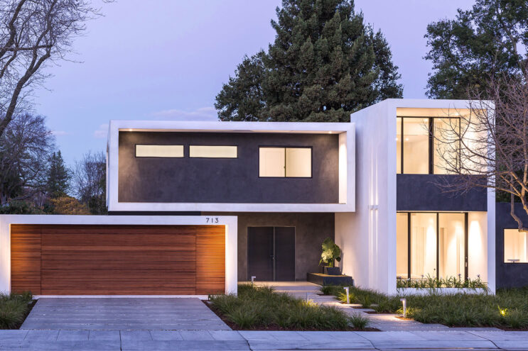 Residential, multigenerational dwelling, drywall construction, Palo Alto, Silicon Valley
