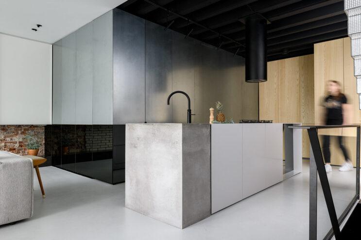 Renovation, apartment renovation, attic renovation, architecture