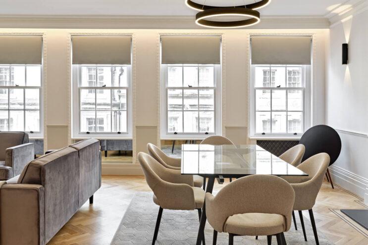Ανακαίνιση διαμερίσματος κουζίνας μπάνιου Διαμέρισμα στο Λονδίνο Apartment renovation Kitchen Bathroom in London anakainisi anakainish anakenish anakenisi diamerismatos kouzinas mpaniou baniou Londino